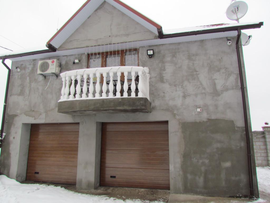 Будівництво гаражу