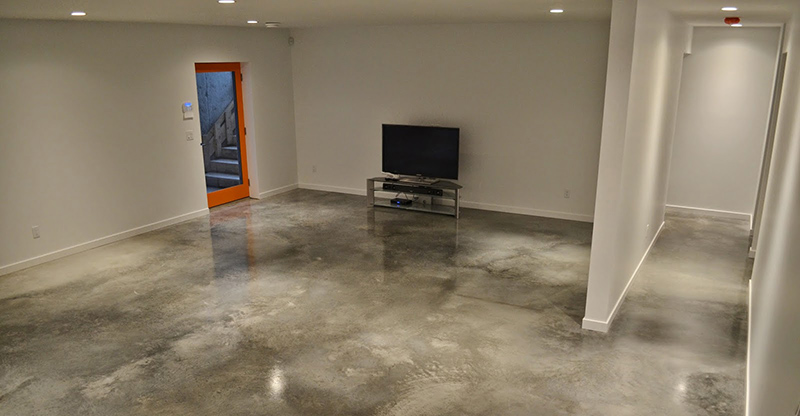 Почему трескается бетон - бетонные полы фото